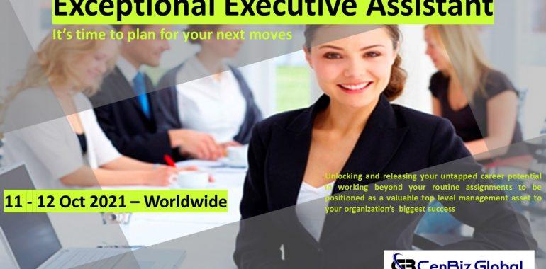 Exceptional Executive Assistant Forum 2021